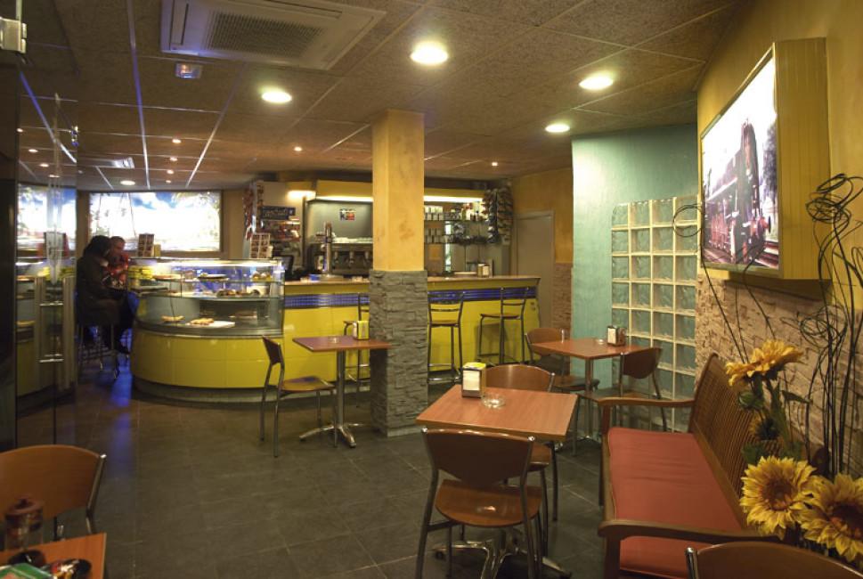 Oásis Cafetería, Girona - GB SERVEIS