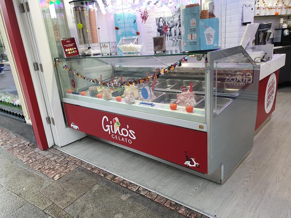 heladeria en dublin maquina helados frios